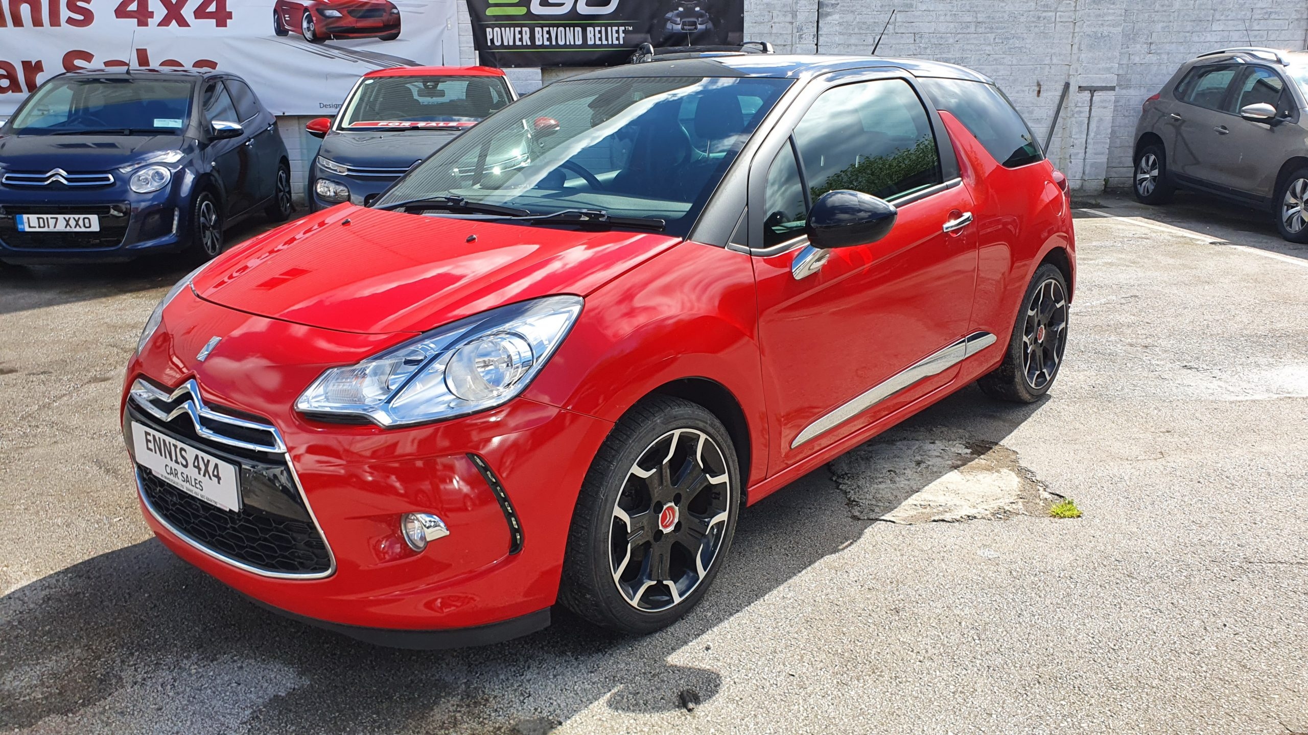 Citroen ds3 D style +HDI 1.6 2013 Image
