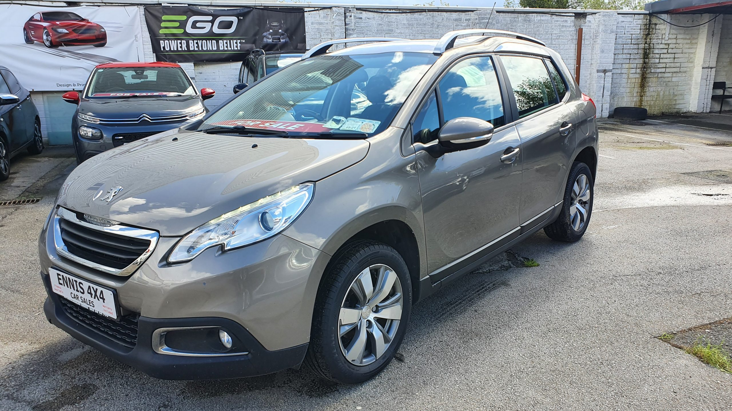 Peugeot 2008 1.6 HDI active 2016 Image