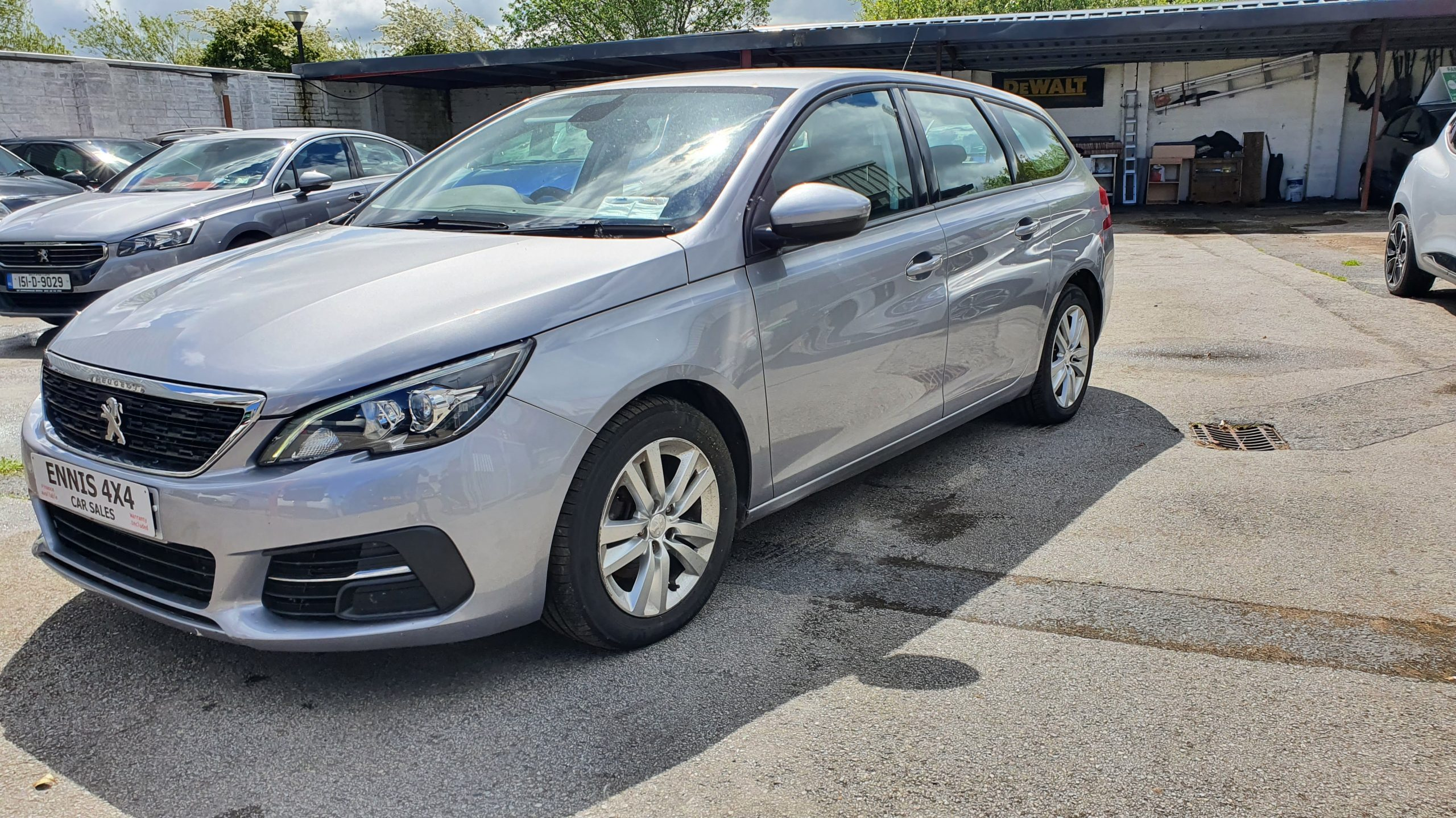 Peugeot 308 1.6 HDI sw Active 2018 Image