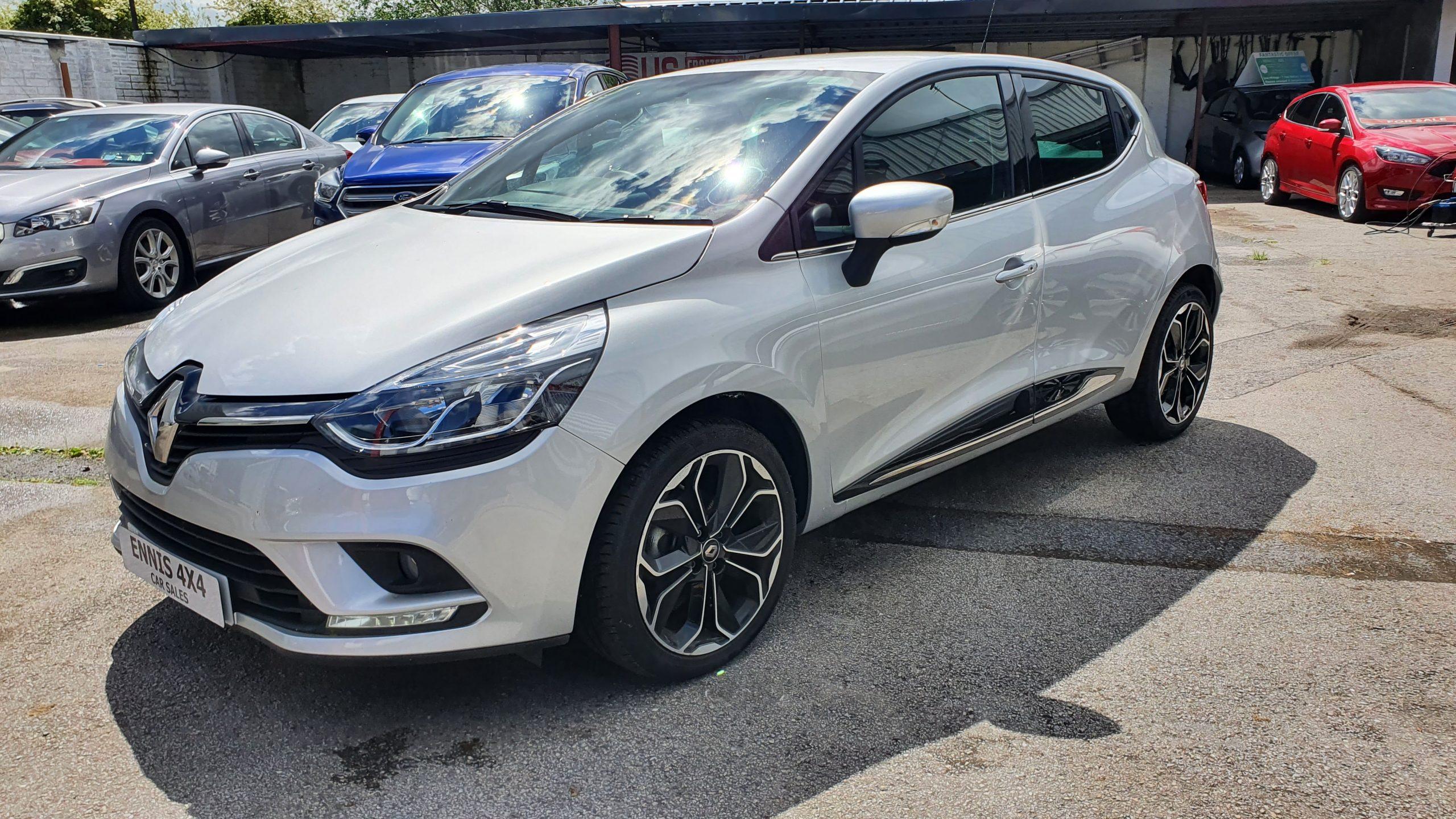 Renault Clio Iconic TCE 2019 Image